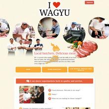 大坂 美味しい!町のお肉屋さん英語サイト