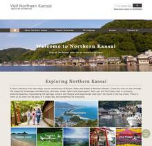 VISIT NORTHERN KANSAI